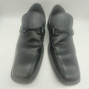 Kenneth Cole Reaction Shoes - Kenneth Cole Reaction Black Dress Shoes Si…